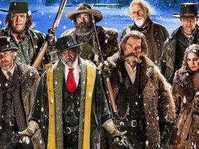 پخش فیلم هشت نفرت انگیز - The Hateful Eight در قالب یک سریال از شبکه نتفلیکس