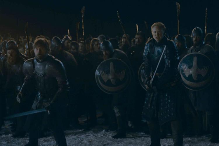 قسمت سوم فصل هشتم سریال گیم آف ترونز - Game of Thrones: نگاهی به جنگ ترسناک وینترفل