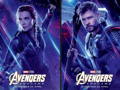 پوسترهای جدید فیلم اونجرز: پایان بازی - Avengers: Endgame و شکسته شدن رکورد پیش فروش بلیت