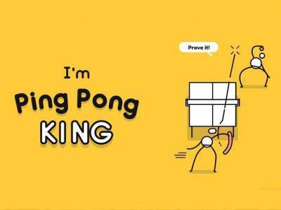 معرفی و دانلود بازی موبایل I'm Ping Pong King