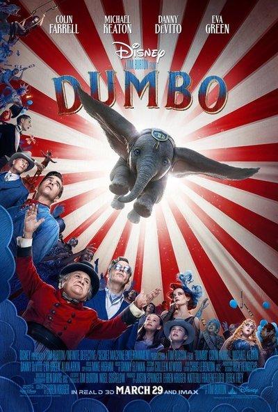فیلم دامبو - dumbo