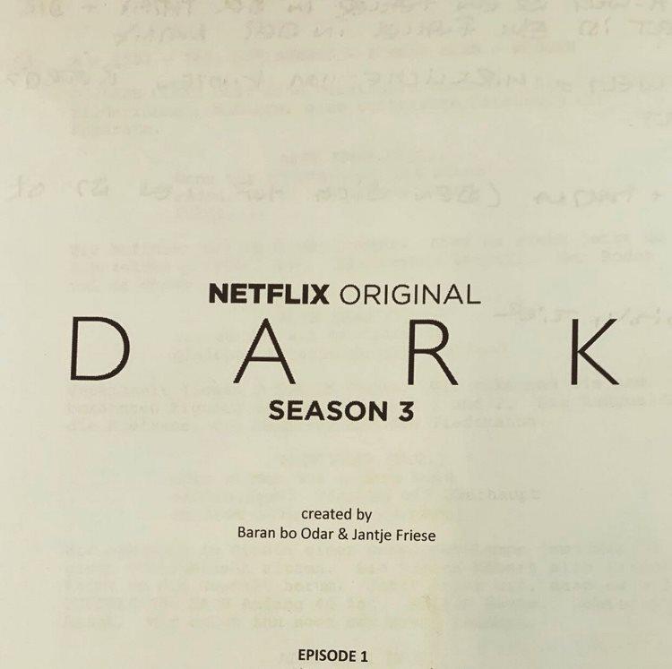 پوستر سریالدارک - Dark - شبکه نتفلیکس