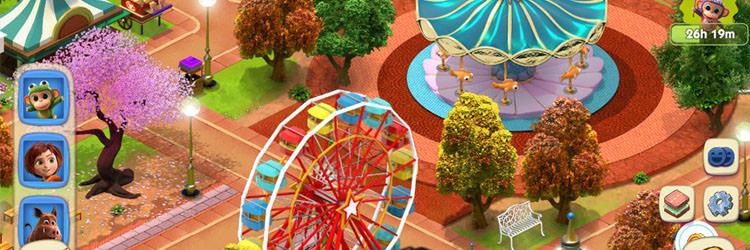 بازی موبایل Wonder Park Magic Rides