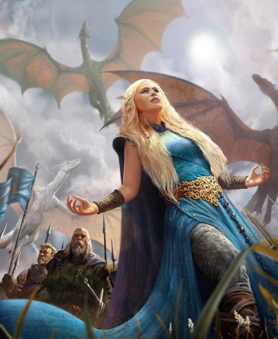در سریال گیم آف ترانز - Game of Thrones چه کسی صاحب تخت آهنین خواهد شد؟