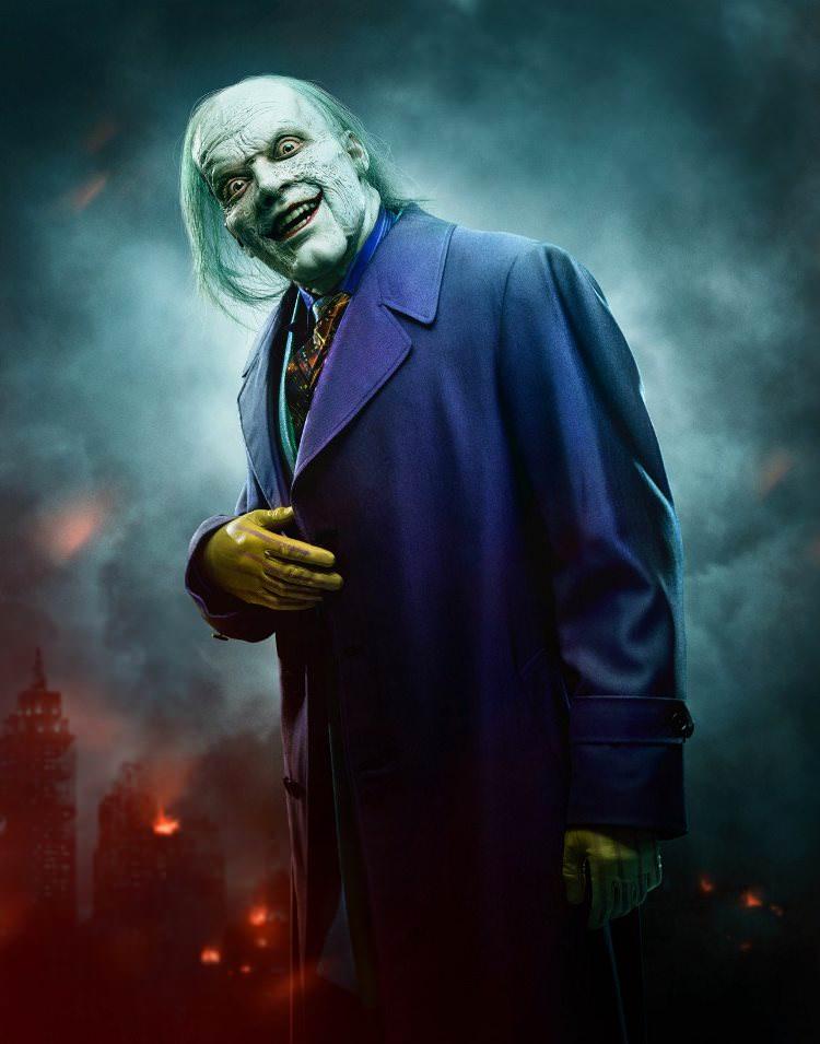 جوکر در فصل پنجم و اخر سریال گاتهام - Gotham