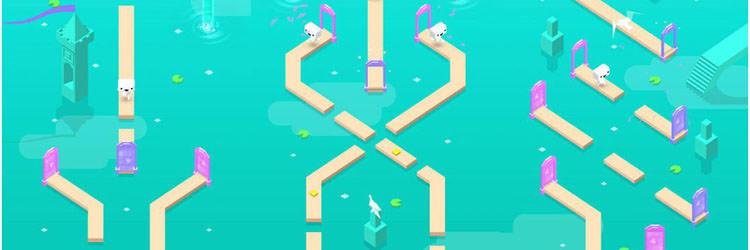 بازی موبایل Endless Lake