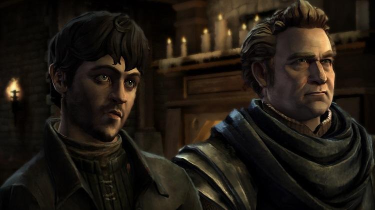 بازی Game of Thrones: The Telltale Series