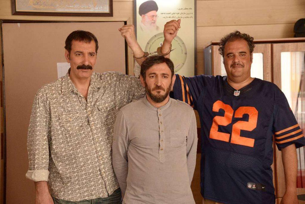 فیلم زندانی ها ساخته مسعود ده نمکی