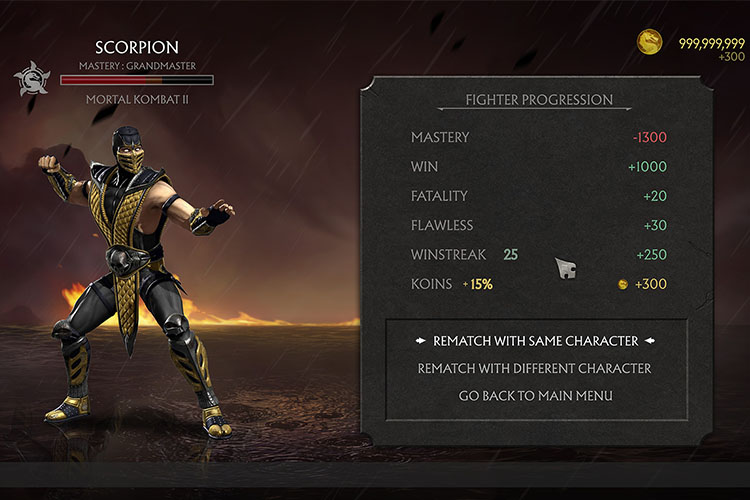 تصاویری از ریمستر سهگانه مورتال کمبت - Mortal Kombat