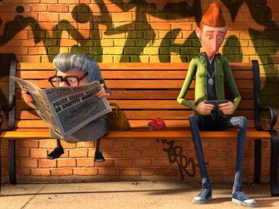 معرفی و دانلود انیمیشن کوتاه Snack Attack