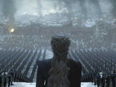 قسمت ششم / آخر سریال گیم اف ترونز - Game of Thrones رکورد بینندگان شبکه HBO را شکست