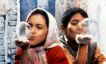 فیلم بچههای آسمان کارگردان:مجید مجیدی بازیگران:میرفرخ هاشمیان، رضا ناجی، بهاره صدیقی سال ساخت:۱۳۷۵