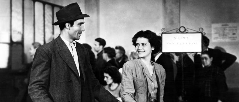 فیلم Bicycle Thieves محصول ایتالیا کارگردان:Vittorio De Sica بازیگران:Enzo Staiola, Lamberto Maggiorani سال ساخت:۱۹۴۸