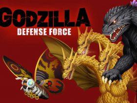 معرفی و دانلود بازی موبایل اندروید و آیفون Godzilla Defense Force