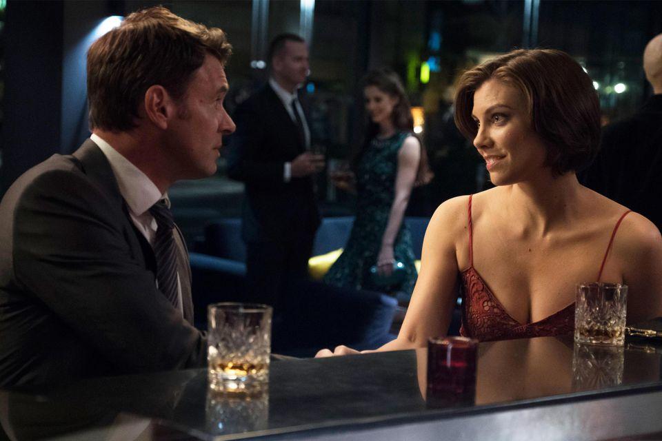 لغو پخش سریال Whiskey Cavalier با بازی لورن کوهن توسط شبکه ABC