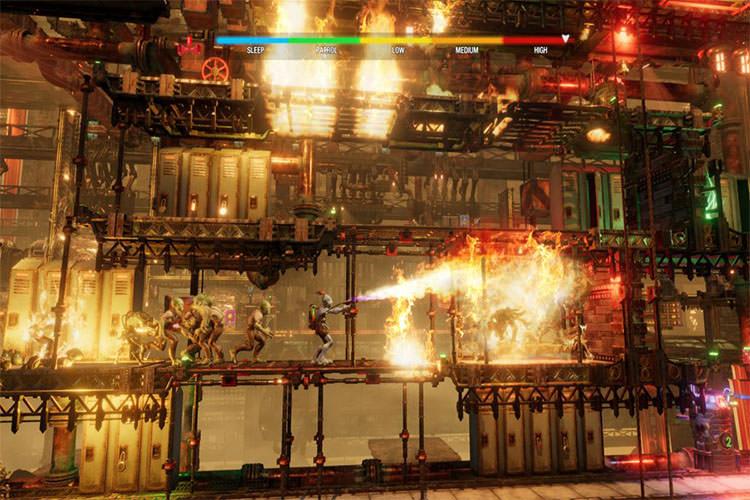 تریلر گیم پلی بازی آدورلد - Oddworld: Soulstorm