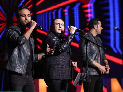 15 اردیبهشت کنسرت شیراز گروه سون