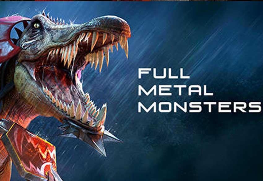 معرفی و دانلود بازی موبایل Full Metal Monsters