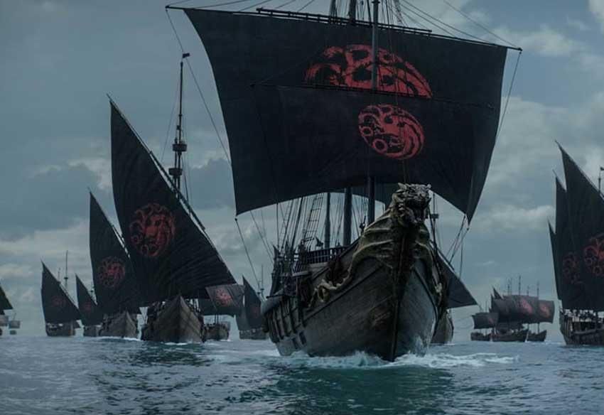 تیزر تریلر قسمت پنجم فصل هشتم / آخر سریال گیم آف ترونز – Game of Thrones
