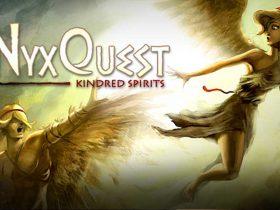 معرفی و دانلود بازی موبایل NyxQuest: Kindred Spirits