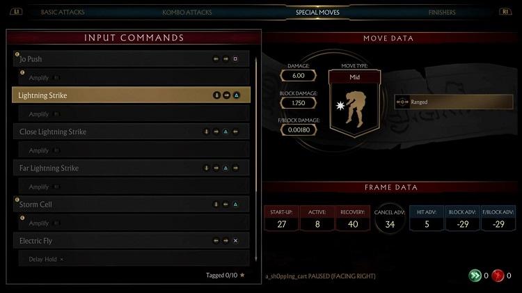 ترفند و نکات آموزشی بازی مورتال کمبت 11 - Mortal Kombat 11