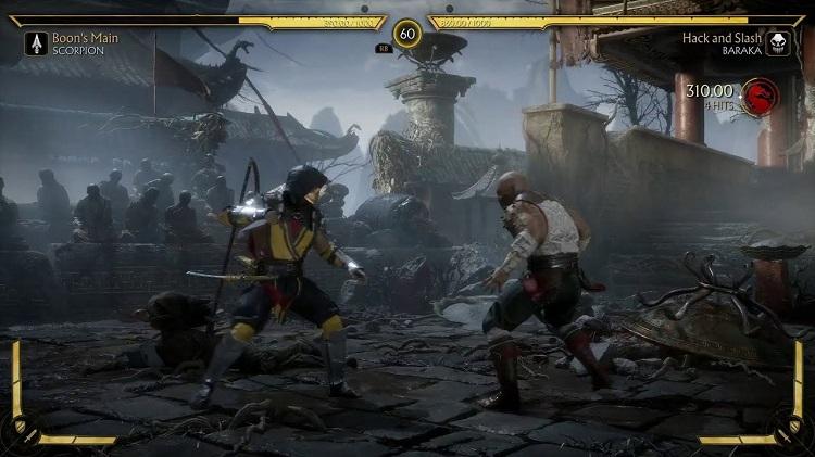 بازی مورتال کمبت 11 -Mortal Kombat 11