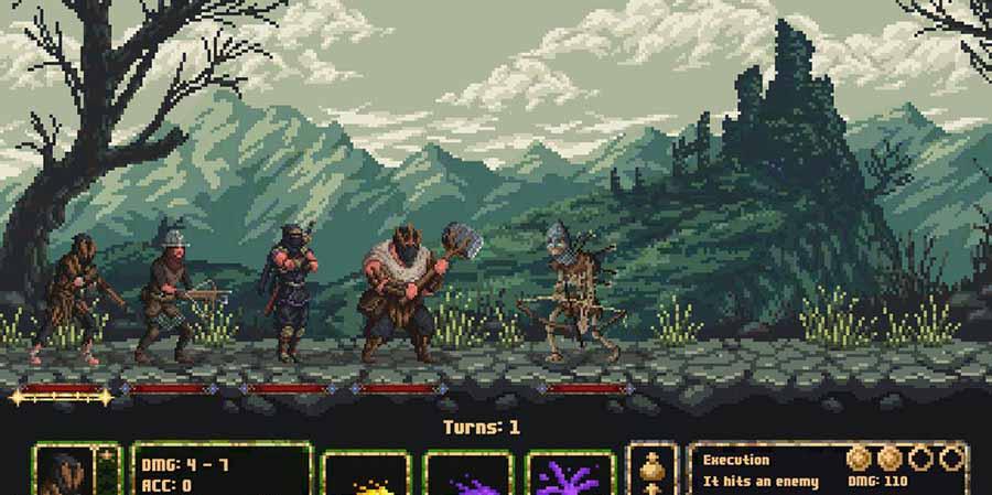 معرفی و دانلود بازی موبایل Battle Souls