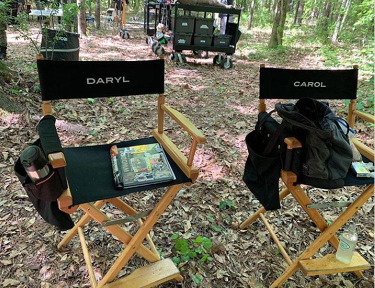 آغاز ساخت فصل دهم سریال مردگان متحرک - The Walking Dead