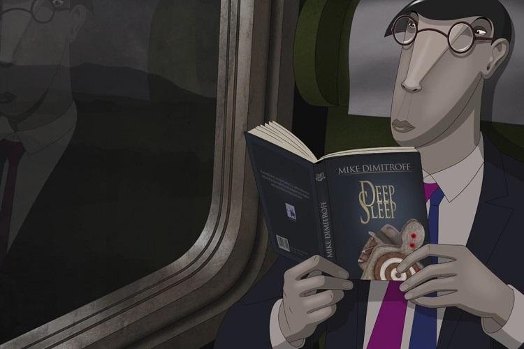 نقد و بررسی انیمیشن روبن برانت، کالکتور - Ruben Brandt, Collector [لینک دانلود]