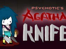 معرفی و دانلود بازی موبایل Agatha Knife