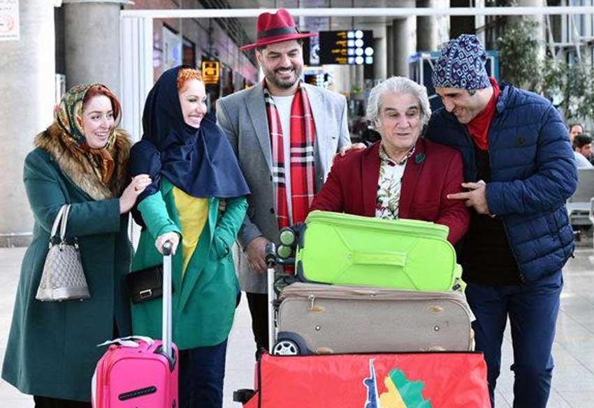 گیشه: گزارش فروش سینمای ایران و ادامه صدرنشینی فیلم تگزاس 2 و رکوردزنی متری شیش و نیم