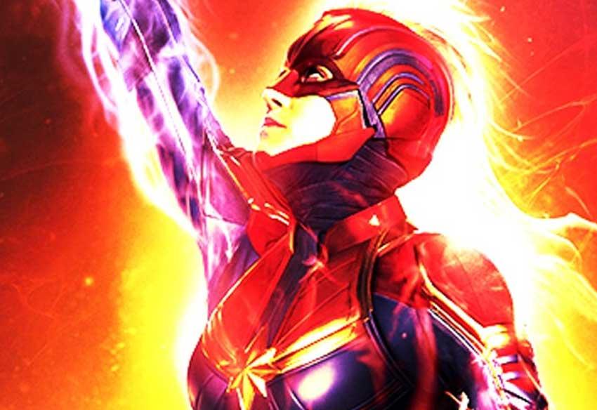 تریلری تاریخ انتشار نسخه دیجیتالی و خانگی فیلم کاپیتان مارول - Captain Marvel