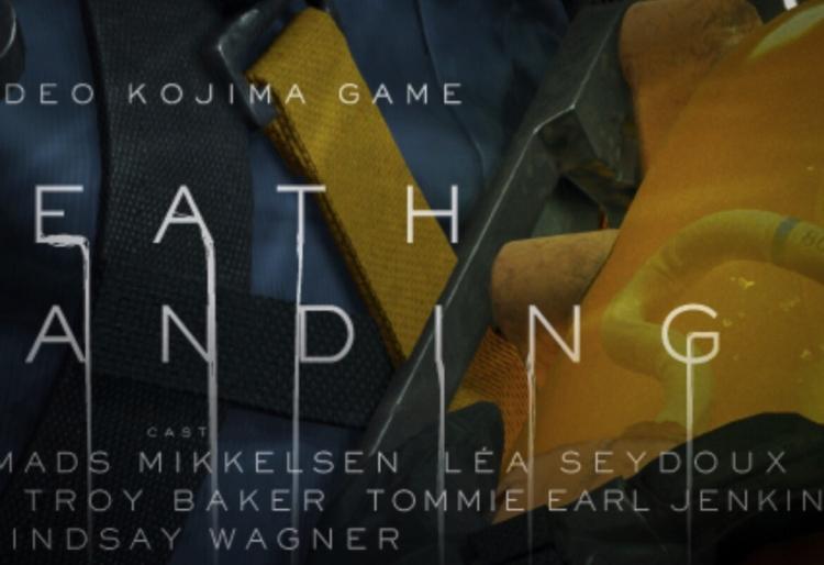 هیدئو کوجیما و باکس آرت بازی دث استرندینگ - Death Stranding