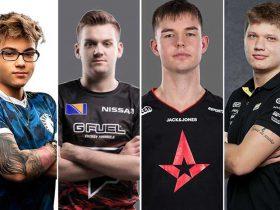10 تیم پرطرفدار بازی Counter Strike: Global Offensive در سال ۲۰۱۸