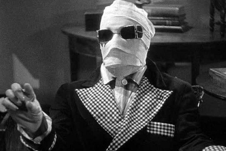 استورم رید در فیلم مرد نامرئی - The Invisible Man