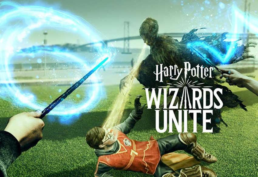 انتشار بازی موبایل هری پاتر ویزارد یونیت - Harry Potter Wizards Unite + لینک دانلود