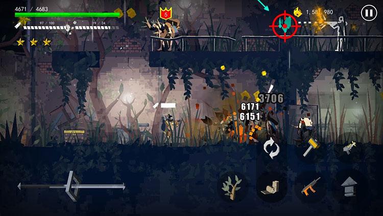 بازی موبایل Dead Rain 2: Tree Virus
