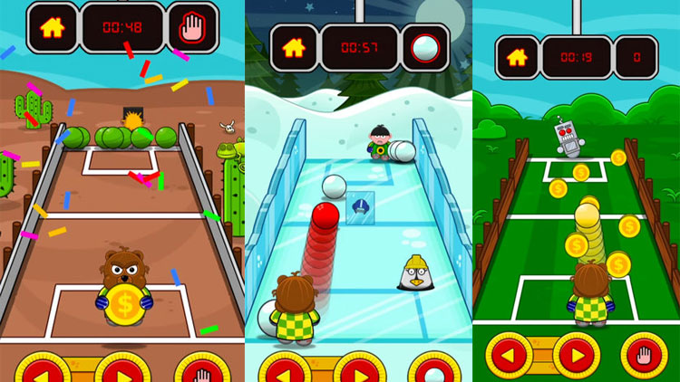 بازی موبایل Grand Mini Slam