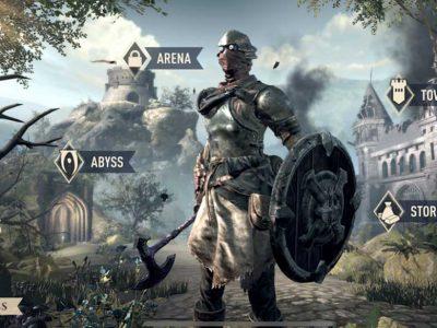معرفی و دانلود بازی موبایل الدر اسکرولز: بلیدز - The Elder Scrolls: Blades