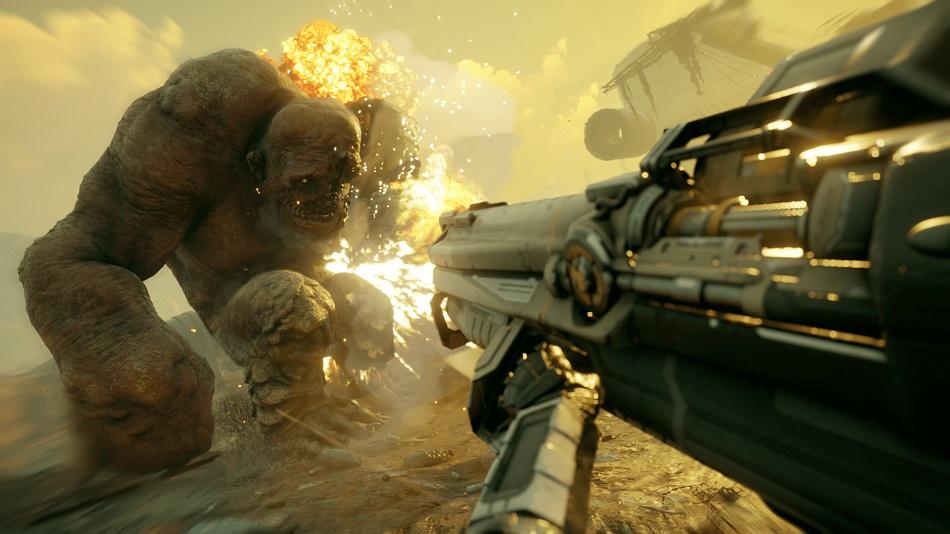 بررسی بازی ریج 2 - Rage 2 قبل از عرضه رسمی