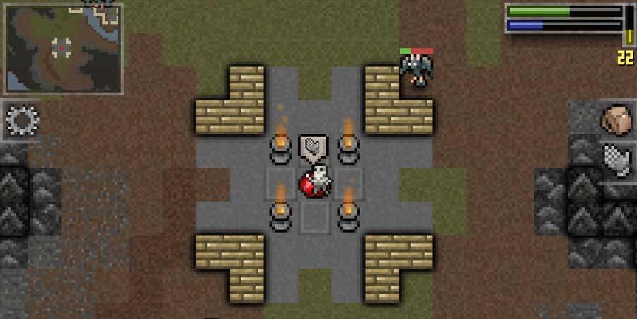 دانلود بازی موبایل ترون کوئست - Throne Quest