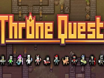 بررسی بازی موبایل ترون کوئست - Throne Quest + لینک دانلود