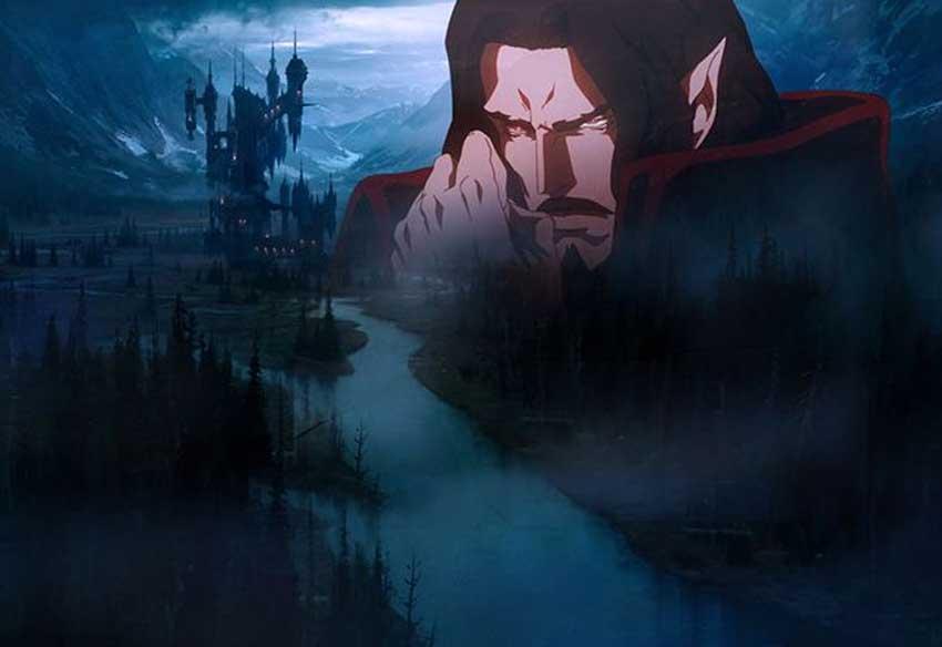 سریال دراکولا - Dracula و حضور بازیگران جدید