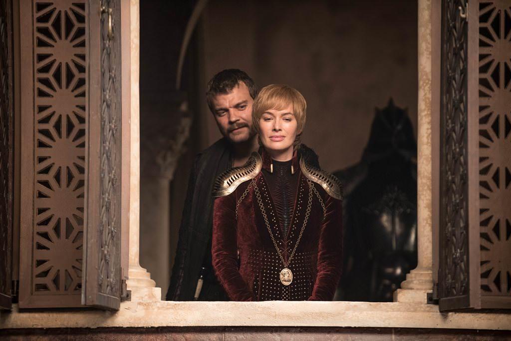 تصاویر قسمت چهارم فصل هشتم / آخر سریال گیم آف ترونز - Game of Thrones