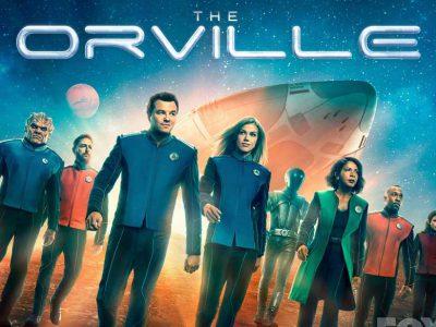 ساخت فصل سوم سریال اورویل - The Orville توسط شبکه فاکس
