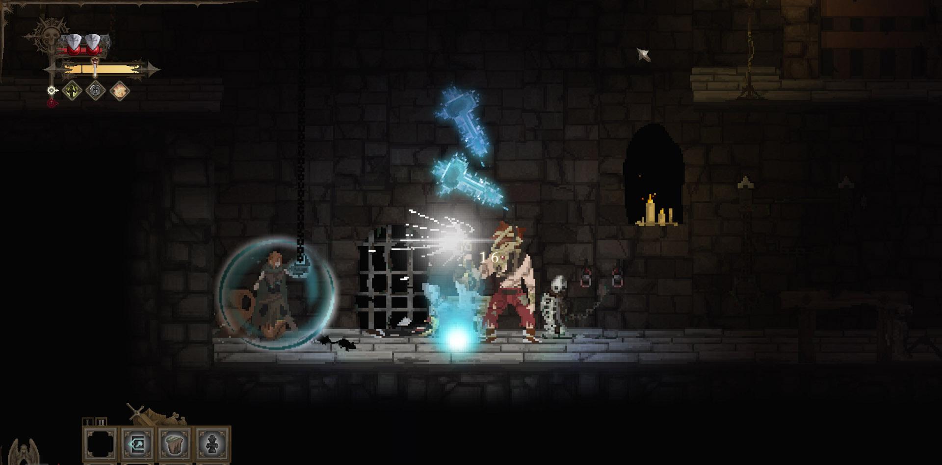 نقد و بررسی بازی Dark Devotion