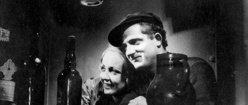 فیلم L'Atalante محصول فرانسه کارگردان:Jean Vigo بازیگران:Michel Simon, Dita Parlo, Jean Dasté سال ساخت:۱۹۳۴