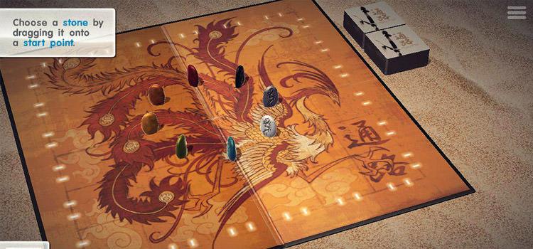 دانلود بازی اندروید و آیفون Tsuro - The Game of the Path