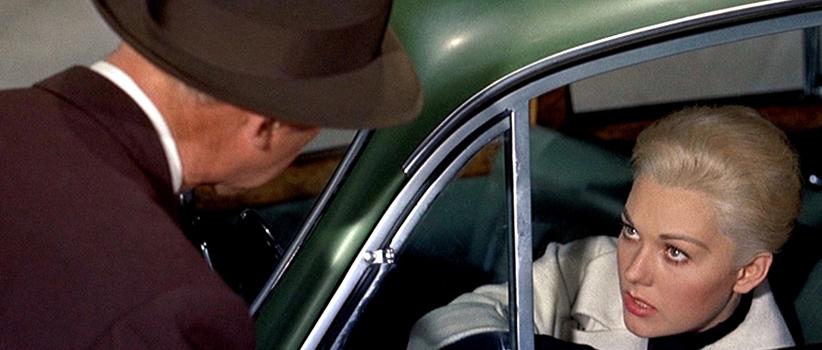فیلم Vertigo محصول آمریکا کارگردان:Alfred Hitchcock بازیگران:James Stewart, Kim Novak, Barbara Bel Geddes سال ساخت:۱۹۵۸