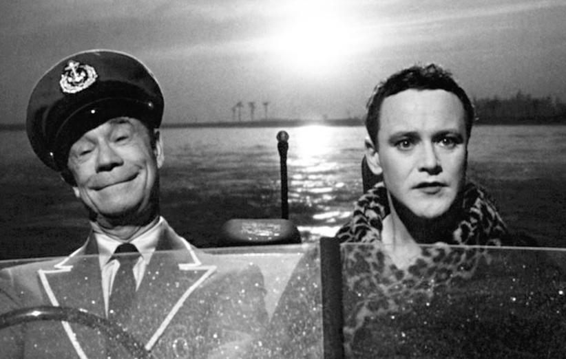 فیلم بعضیها داغشو دوست دارند (بیلی وایلدر/ ۱۹۵۹)
